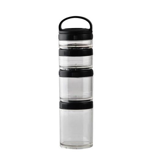 4-containers-plastic-protein-shaker-bottle-with-handle-p2008