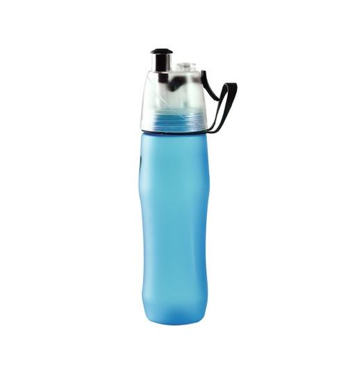 BPA-free drinking plastic sports water bottle spray BJ-1058